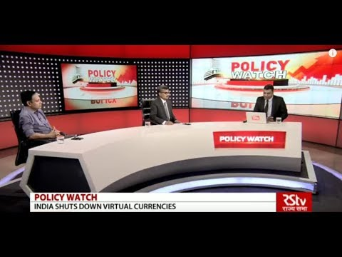 Policy Watch : India shuts down virtual currencies | RBI tightens noose on data security