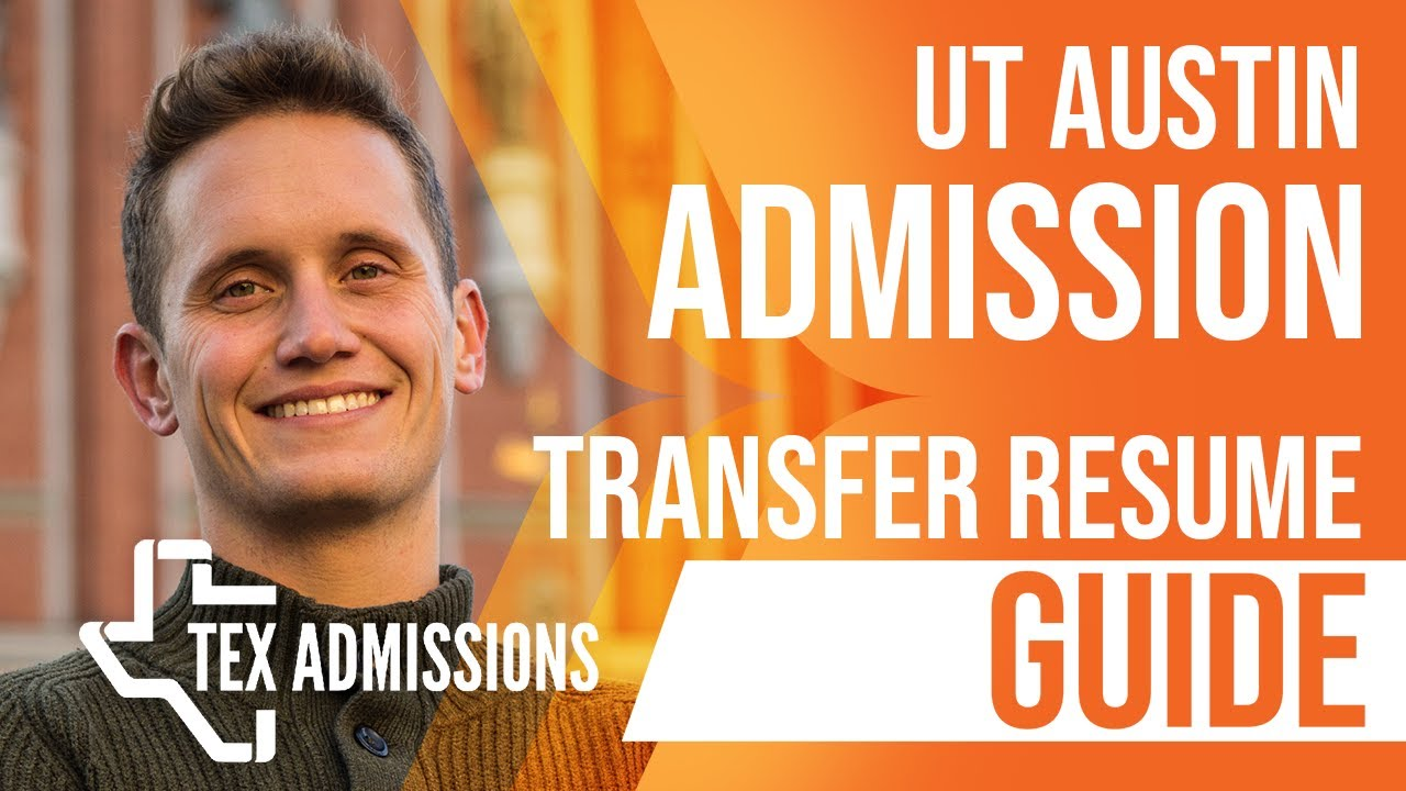 ut austin - transfer expanded resume workshop
