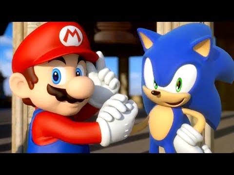 Super Mario ALL OLYMPICS INTROS 2008-2016 (Wii U, 3DS, Wii)