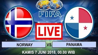 Video Gol Pertandingan Norwegia vs Panama