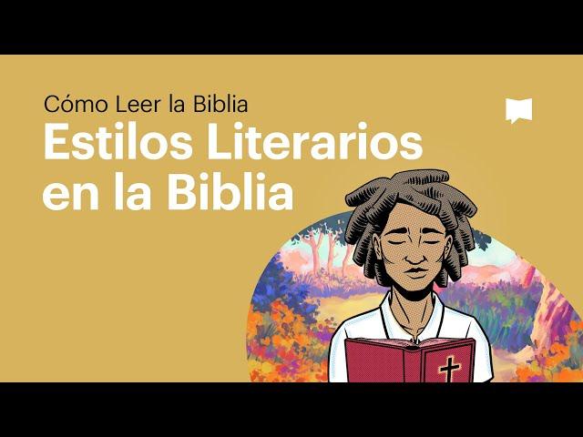 Estilos Literarios en la Biblia