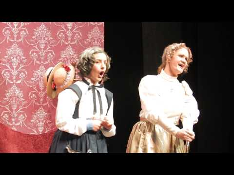 Saturday Cast - Benjamin Britten - Albert Herring, Act I - Baylor Opera Theater, Jan 30,2010 720p