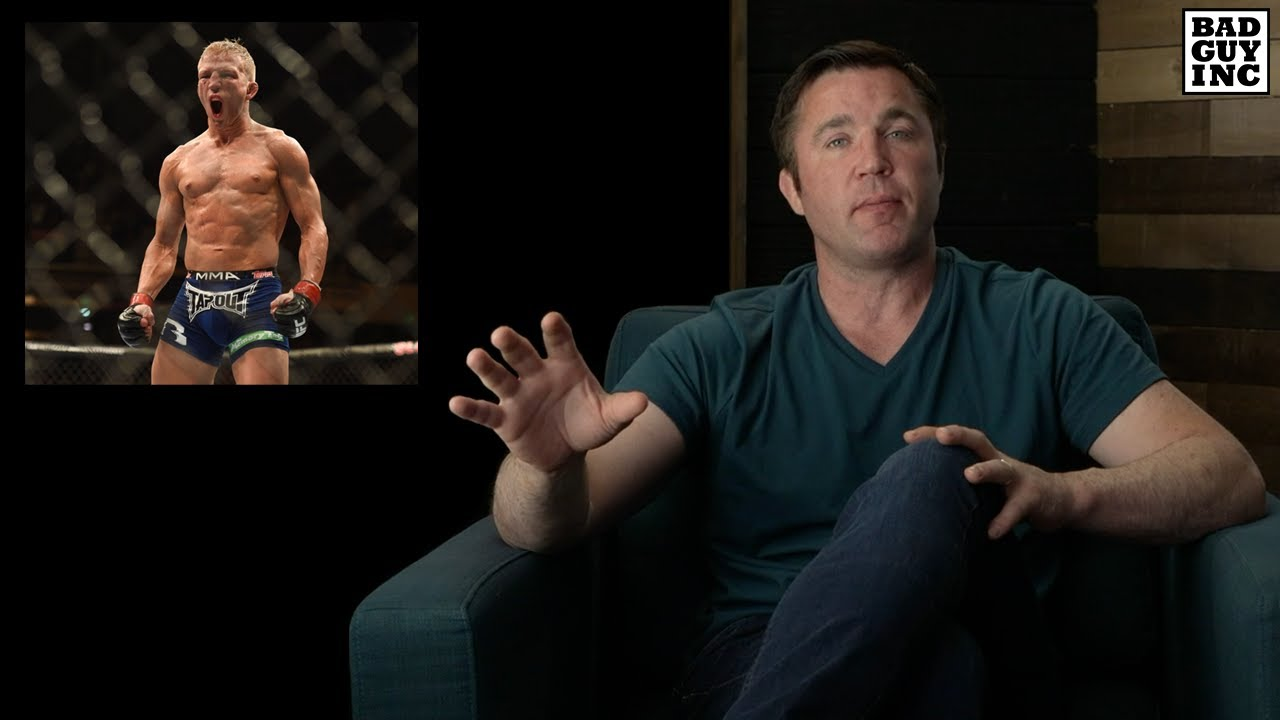Colby Covington says T.J. Dillashaw will Not be the same fighter…