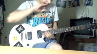 Bring Me The Horizon - Anthem (Guitar Cover)