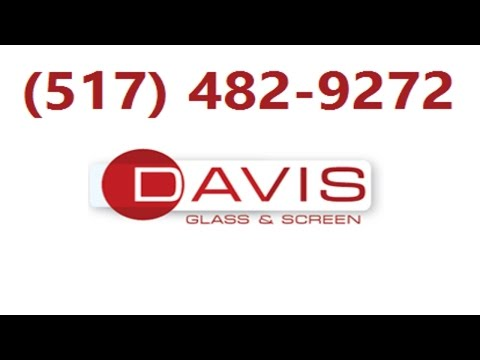 Window Glass Repair Service for Lansing MI, East Lansing MI, Holt MI, Mason MI.