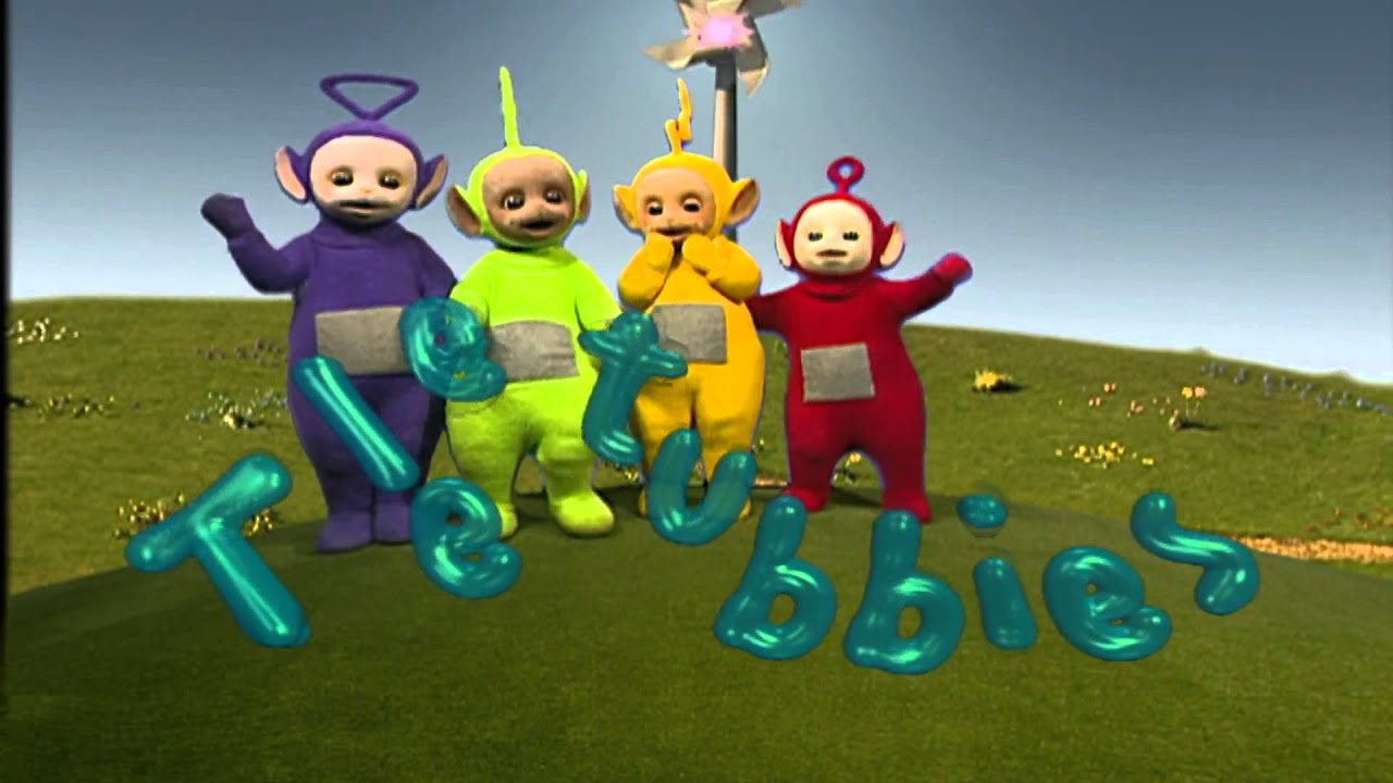 Teletubbies Opening Titles Youtube