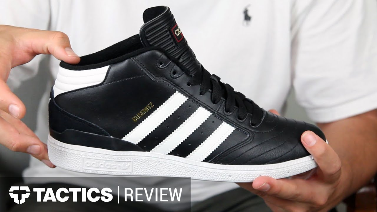 Adidas Busenitz Pro Mid Skate Shoes Review