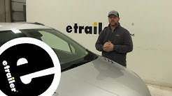 etrailer | ClearPlus Windshield Wiper Blades Installation - 2015 Buick Encore