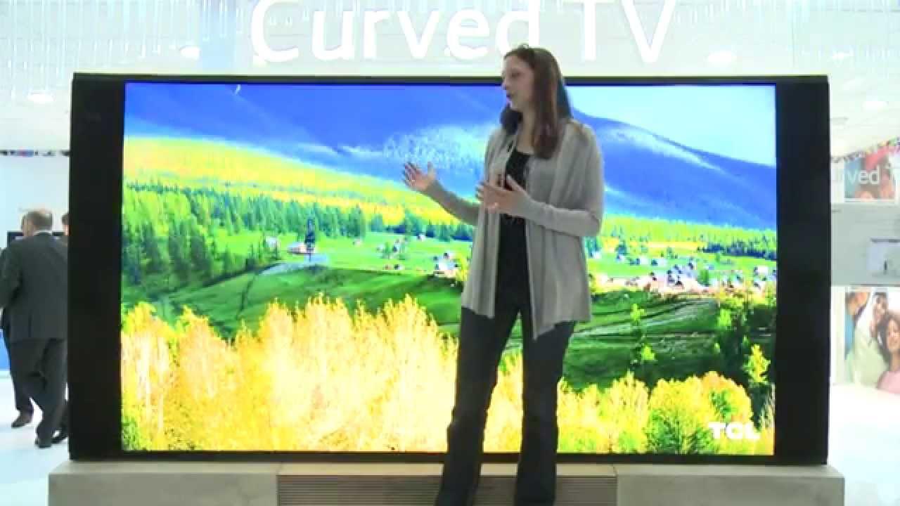 110 zoll dieser curved tv ist einfach gigantisch youtube. Black Bedroom Furniture Sets. Home Design Ideas