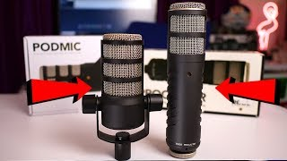 Rode PodMic vs Rode Procaster - My Real World Review