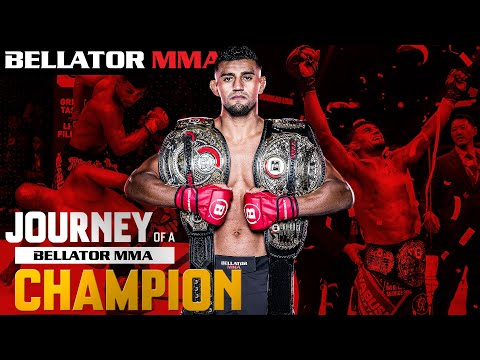 Douglas Lima's EPIC Journey to Welterweight Gold | BELLATOR MMA