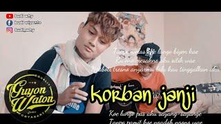 Korban Janji Guyon Waton || Cover Gitar