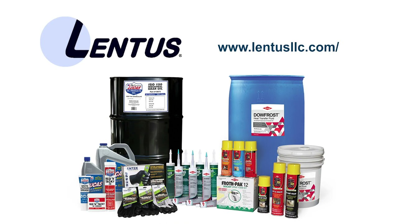 Learn More about Lentus - Proven Brands, Partners you Trust