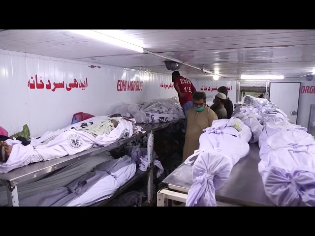 Accidente de avión de Pakistán deja 97 muertos