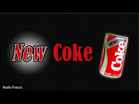 New Coke - A Complete Disaster?