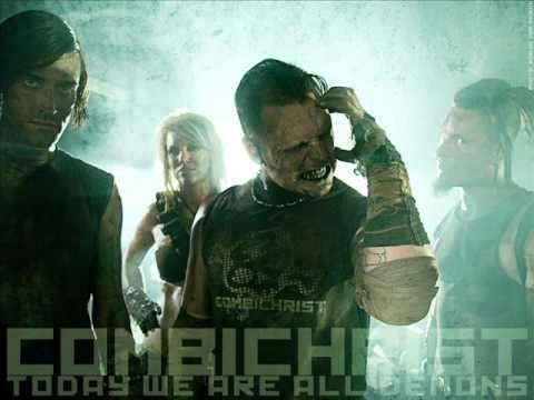 Combichrist - Sent To Destroy (Metal Version HQ)