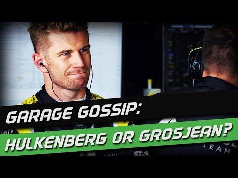 Garage Gossip: Hulkenberg or Grosjean for Haas in 2020?