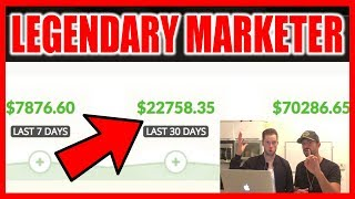 How To Make Over $10,000 A Month With Legendary Marketer - THE BEST REVIEW ONLINE