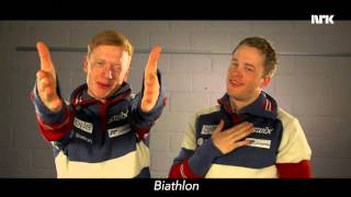 MUSIKKVIDEO: The Story of Biathlon