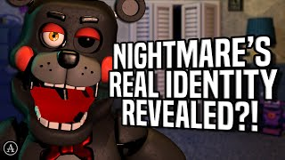 Is Nightmare Actually Lefty?! || FNaF Theory