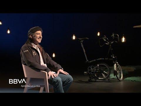 Biciclown: un viaje para descubrir la vida. Álvaro Neil, viajero