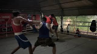 Sparring Session with International Boxer KanwarPreet Singh | Round 2 | Amateur Boxing | Reyal for U