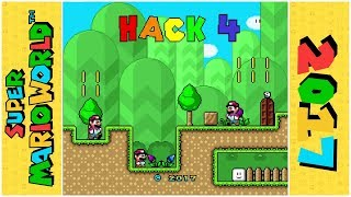 Hack 4 | Super Mario World Hack