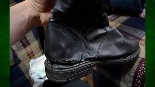 [Appearance Series] 10 Storing & Caring for Your Boots