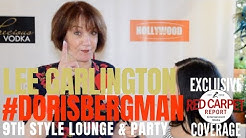 Lee Garlington interviewed at Doris Bergman's 9th Style Lounge & Party Celebration #Emmys2018