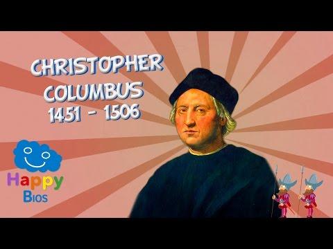 Christopher Columbus   Educational Videos for Kids