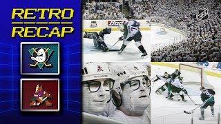 Phoenix goes White Out | Retro Recap | Mighty Ducks vs Coyotes