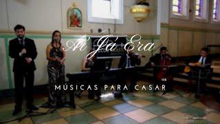 """Músicas para casamento - """"E Aí Já Era"""" (Jorge e Mateus) - Ecos Brasil Acústico"""