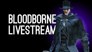 Bloodborne Gameplay: Luke Plays Bloodborne for the First Time - WHERE IS THE WITCH OF HEMWICK?