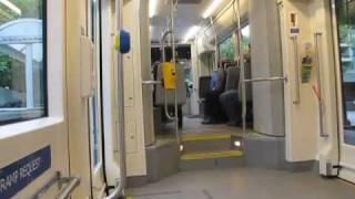 Portland Streetcar System Skoda Articulated Railcar #010