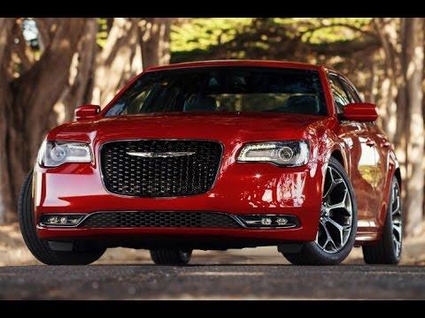 2015 Chrysler 300 Start Up and Review 3.6 L V6