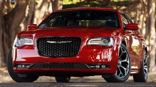 2015 Chrysler 300 Start Up and Review 3.6 L V6