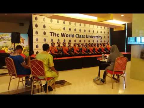 Tari Saman SMKN 6 Juara Favorite 2 @Univ Mercu Buana