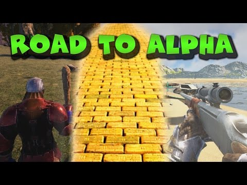 """""""EARLY RAIDS"""" - THE ROAD TO ALPHA  