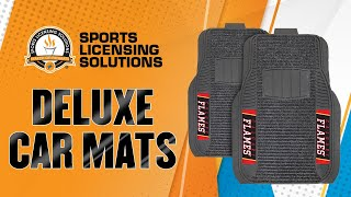 FANMATS/Sports Licensing Solutions Deluxe Car Mats