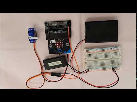 Controlling a Servo motor with the micro:bit - Learning Developments