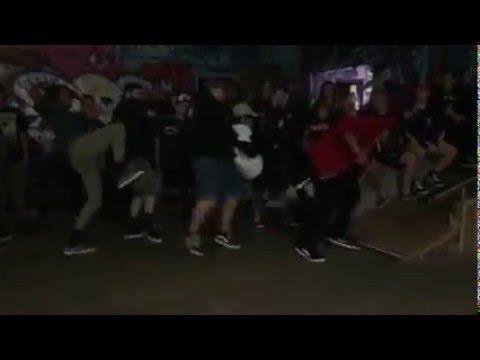 Mirrors - Parallax (Live Pitcam) @ Fearcliff Skatepark//Woodbridge, VA