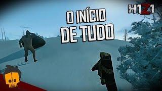 RUST GAMEPLAY O INICIO DE TUDO