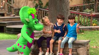 Barney: I Love My Friends - Clip