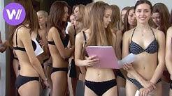 Russische Mädchen - Traumberuf Topmodel