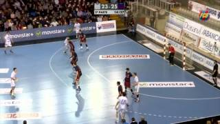 [HIGHLIGHTS] HANDBALL (Asobal): Abanca Ademar-FC Barcelona Lassa (33-37)