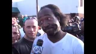 charles ramsey the rescuer! Male version of sweet brown is back