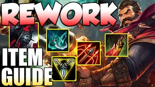 League of Legends Patch 5.22 / Season 6 Graves Rework Item Guide! New Graves Build 5.22