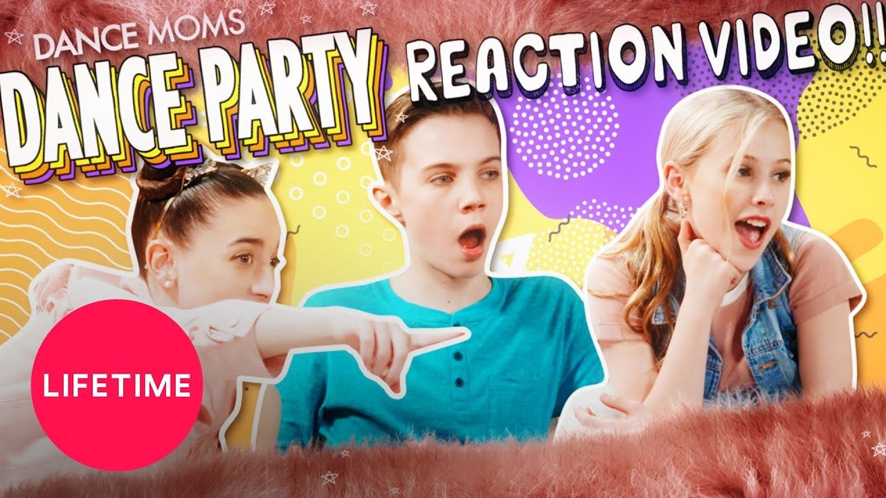Dance Moms: Dance Party - The New ALDC Reacts to Classic