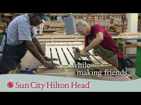 Sun City Hilton Head - Active Adult Homes in Hilton Head SC by Del Webb