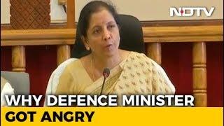 "Video ""Unbelievable"": Nirmala Sitharaman Loses Her Cool At Karnataka Minister download MP3, 3GP, MP4, WEBM, AVI, FLV November 2018"